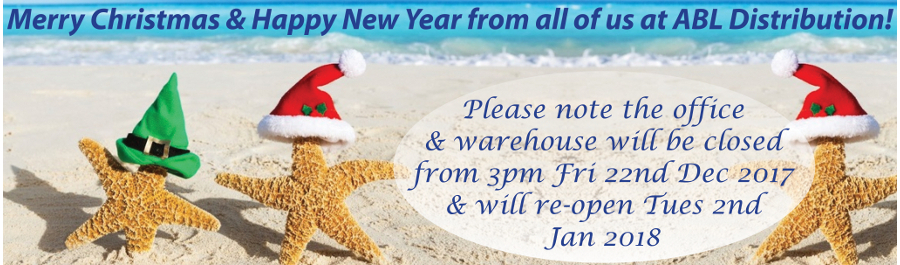 ABL Christmas Trading Hours