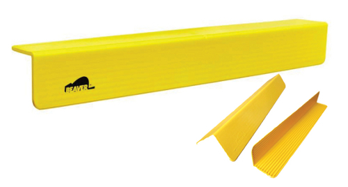 Edge Protectors For Pallets And Strapping