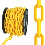 Yellow Safety Chain ProChoice Hazard Visibility from ABL Distribution Pty Ltd