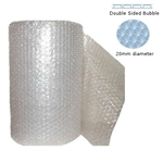 This is an image of P20S Double Sided Bubblewrap (Heavy Duty Bubblewrap) from ABL Distribution Pty Ltd