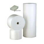 PE Foam Wrap Rolls - 2mm Thick Polyfoam