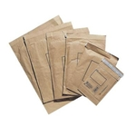 Jiffy Brown Paper  Pulp Padded Mailers