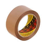 This is an image of 3M 370 Brown Packaging Tape from ABL Distribution