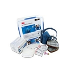 3M 7551 Spraying Respirator Kit A1p2