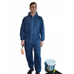 Disposable Coveralls Blue