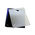 This is an image of Large Boutique Bags with die cut handle