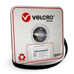 This is an image of General purpose adhesive backed velcro hook & loop on a roll