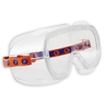 This is an image of 4900 SupaVU Clear Goggles from ABL Distribution Pty Ltd