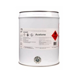 This is a photo of Acetone from ABL Distribution
