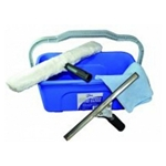 Economy Window Cleaning Kit With Bucket