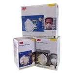 3M P1 Disposable Dust Masks