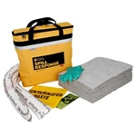 This is an image of 3M General Purpose Spill Response Cabin Bag from ABL Distribution Pty Ltd