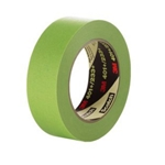 This is an image of 3M 401+ Superior Green Masking Tape from ABL Distribution Pty Ltd
