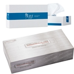 This is an image of Livi Essentials 2 Ply Facial Tissues from ABL Distribution Pty Ltd