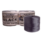 This is an image of Premium Black Baler Twine from ABL Distribution Pty Ltd