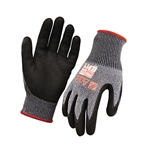 This is an image of Arax Wet Grip Cut 5 Gloves from ABL Distribution Pty Ltd