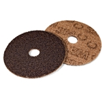 This is an image of 3M Scotch-Brite Surface Conditioning Discs for Angle Grinders from ABL Distribution Pty Ltd