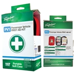 This is an image of First Aid Kit for company vehicles such as Sales Representative, Taxi Drivers, Courier Drivers, Parking Inspectors and more from ABL Distribution Pty Ltd
