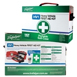 This is an image of Heavy Vehicle First Aid Kits for trucks, delivery vehicle and cranes from ABL Distribution Pty Ltd