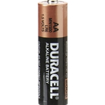 This is an image of aa duracell battery, long life, dependabe power from ABL Distribution Pty Ltd