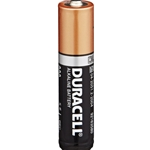 This is an image of AAA duracell battery, long life, dependable power at ABL Distribution Pty Ltd