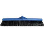This is an image of extra stiff broom head, poly 600mm from ABL Distribution Pty Ltd