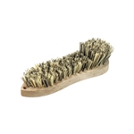 This is an image of single wing scrub, synthetic 2 tier bristles ideal for scrubbing uneven surfaces from ABL Distribution Pty Ltd