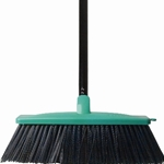 This is an image of Supreme garden and broom handle with extra stiff bristles, great for outdoor use from ABL Distribution Pty Ltd