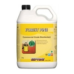 This is an image of forest pine disinfectant great for cleaning and disinfecting most hard surfaces from ABL Distribution Pty Ltd