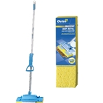 This is an image of squeeze mop, extra long sponge from ABL Distribution Pty Ltd