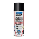 This is an image of Zinc Guard Quick Dry Enamel offers a high build self priming top coat from ABL Distribution Pty Ltd
