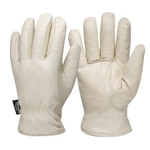 This is an image of Frontier Snow Pig Gloves thinsulate lined for added warmth from ABL Distribution Pty Ltd