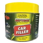 This is an image of Septone car filler lightweight body filler for trade or handyman use from ABL Distribution Pty Ltd