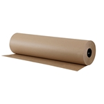 This is an image of 1500mm Brown Kraft Paper Roll from ABL Distribution Pty Ltd