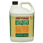 This is an image of Lasting Earth Lotion Soap
