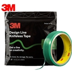 This is an image of 3M Finish Line Knifless Tape