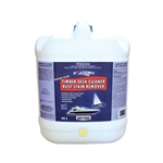 This is an image of Timber Deck Cleaner & Rust Stain Remover 20L from ABL Distribution Pty Ltd