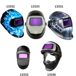 This is an image of Speedglas Welding Helmets