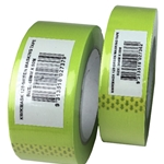 This is an image of Kwikmask 120 Green Washi Tape