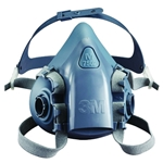 This is an image of 3M 7000 Series Respirator Spare Parts