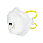 This is an image of 3M P1 Flat Fold Disposable Respirator