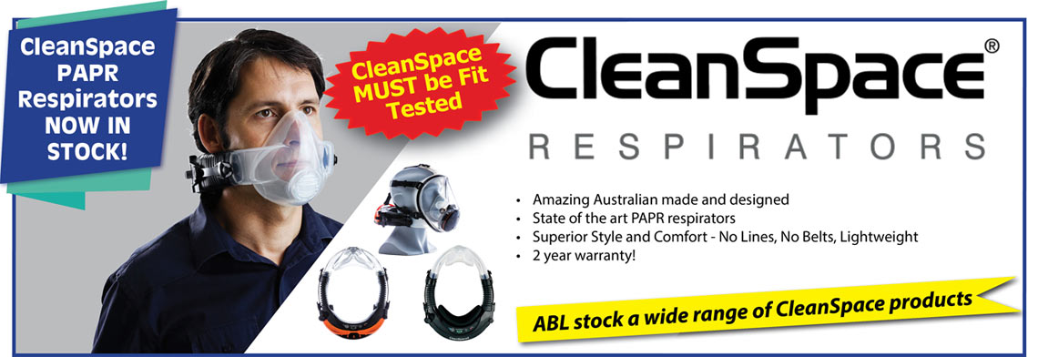 CleanSpace PAPR Respirators